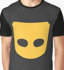 Grindr logo Graphic T-Shirt