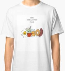 Bacon Breakfast Club Classic T-Shirt