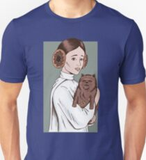 Cat and lady T-Shirt