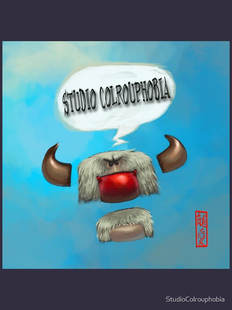 Studio Colrouphobia BullClown - Evil Bison by StudioColrouphobia