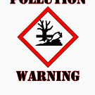 Pollution Warning by peaceofpistudio