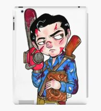 Ash - Evil Dead  iPad Case/Skin