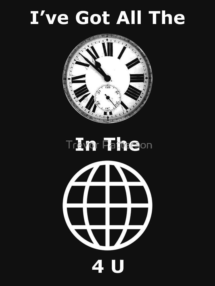 All The Time In The World 4 U by CatchLight