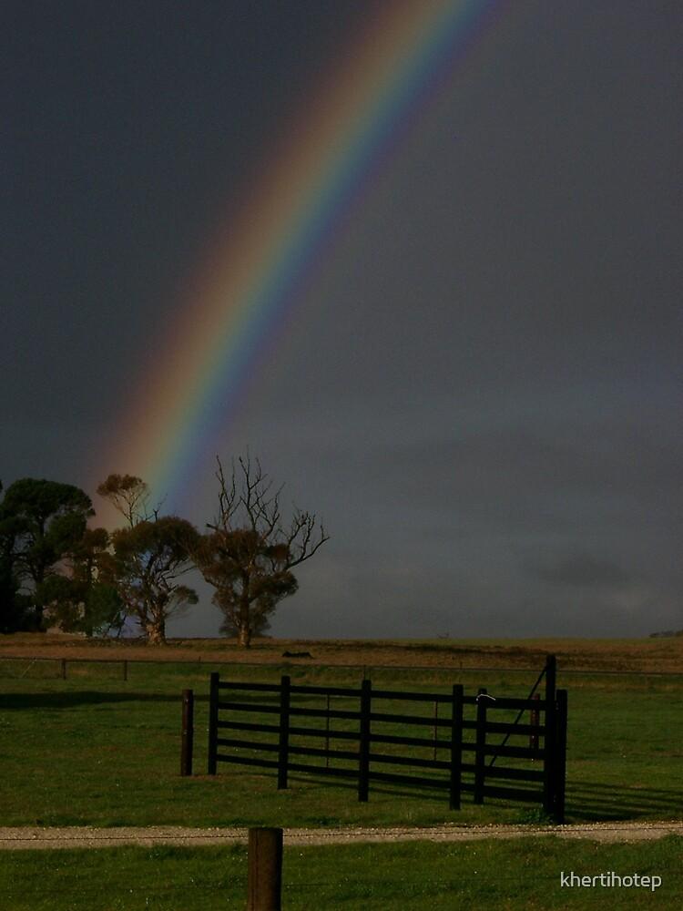 Rainbow by khertihotep