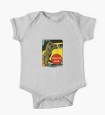 Hold Up Bear Yellowstone National Park One Piece - Short Sleeve