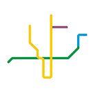 Mini Metros - Toronto, Canada by transitoriented