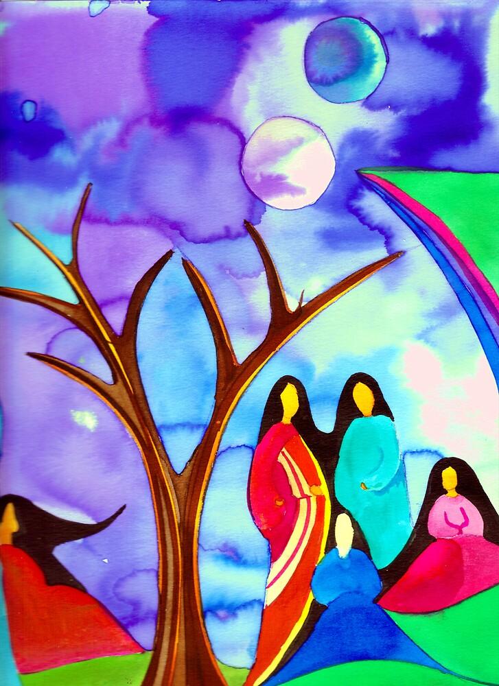 The Women by Jamie Winter-Schira