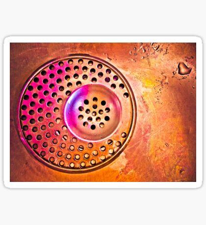 Sink detail abstraction Sticker