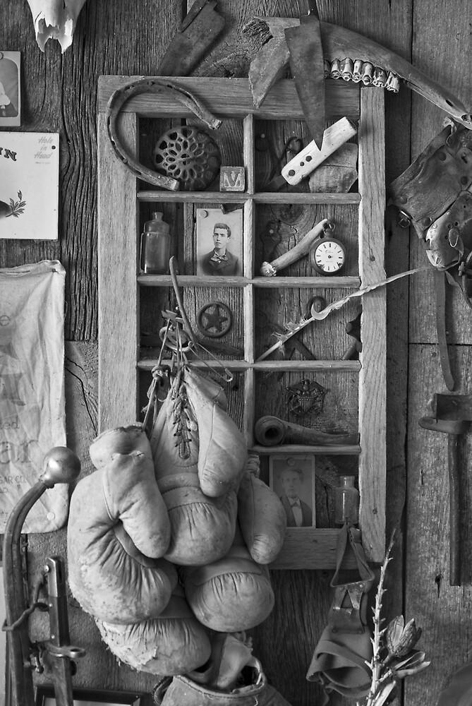 Window Thru Time by Ian Moreland