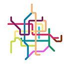 Mini Metros - Guangzhou, China by transitoriented