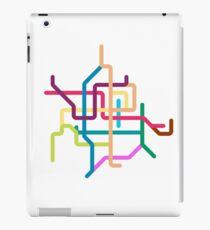 Mini Metros - Guangzhou, China iPad Case/Skin