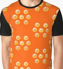 Dragon Ball Z- Dragon Balls Fanart Graphic T-Shirt