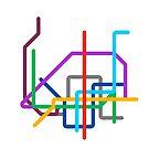 « Mini Metros - Shenzhen, Chine » par transitoriented