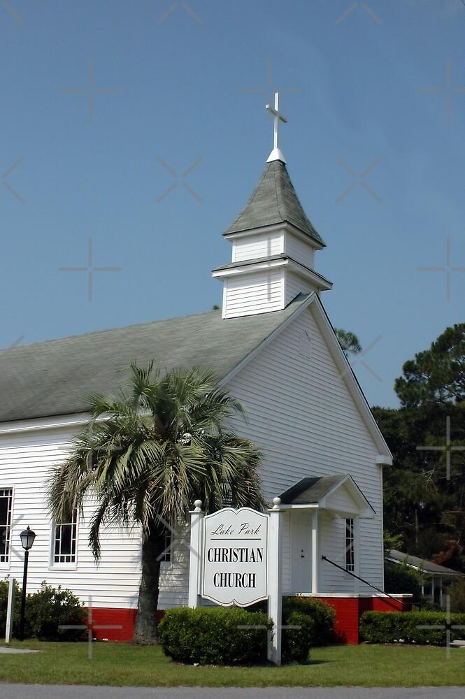 Christian Church by Stacey Lynn Payne
