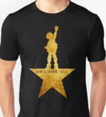 One for All - Road to hero - - My hero academia T-Shirt