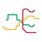 « Mini Metros - Prague, République tchèque » par transitoriented