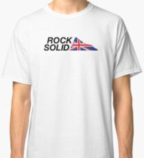 Rock Solid Gibraltar Classic T-Shirt