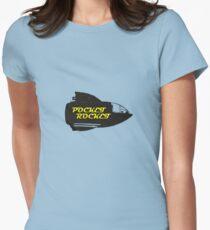POCKET ROCKET Women's Fitted T-Shirt