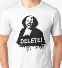 """Broken Matt """"DELETE!"""" T-Shirt"""