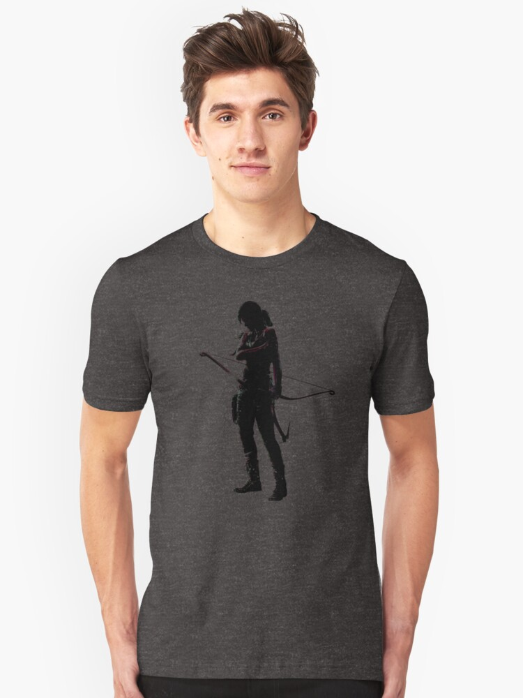 The Tomb Raider  Unisex T-Shirt Front