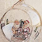 Happy St. Nicholas Day! by Adela Hriscu