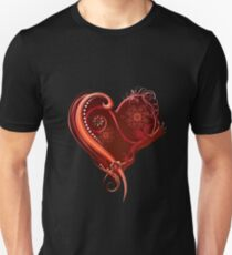The Chromatic Deck - Ace of Hearts Unisex T-Shirt