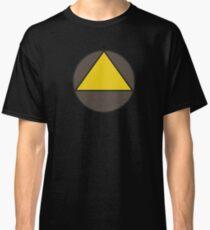 Legion Yellow Triangle Circle David Haller Classic T-Shirt