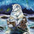 Polargeschichten // Bär von AnnaShell