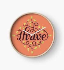 Thrive Clock
