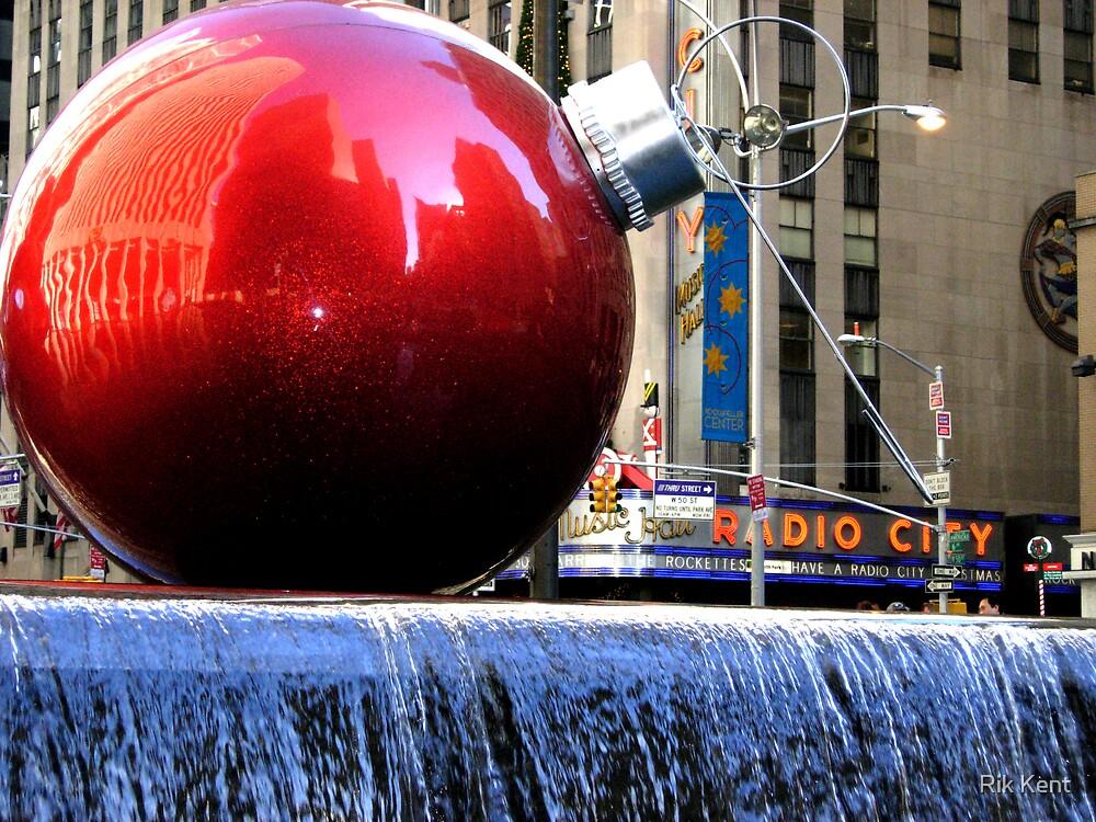 Big Red Ball by Rik Kent
