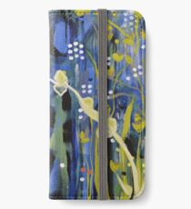 Blue New Mexico iPhone Wallet/Case/Skin