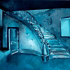 Blue Room by marissaflorence