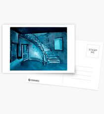 Blue Room Postcards