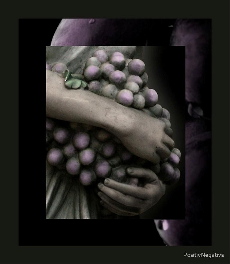 Great Grape Goddess' Grip by PositivNegativs