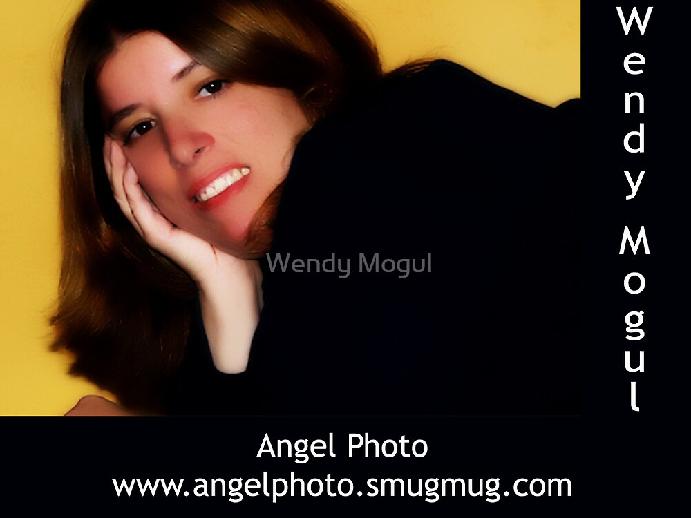 Angel Photo by Wendy Mogul