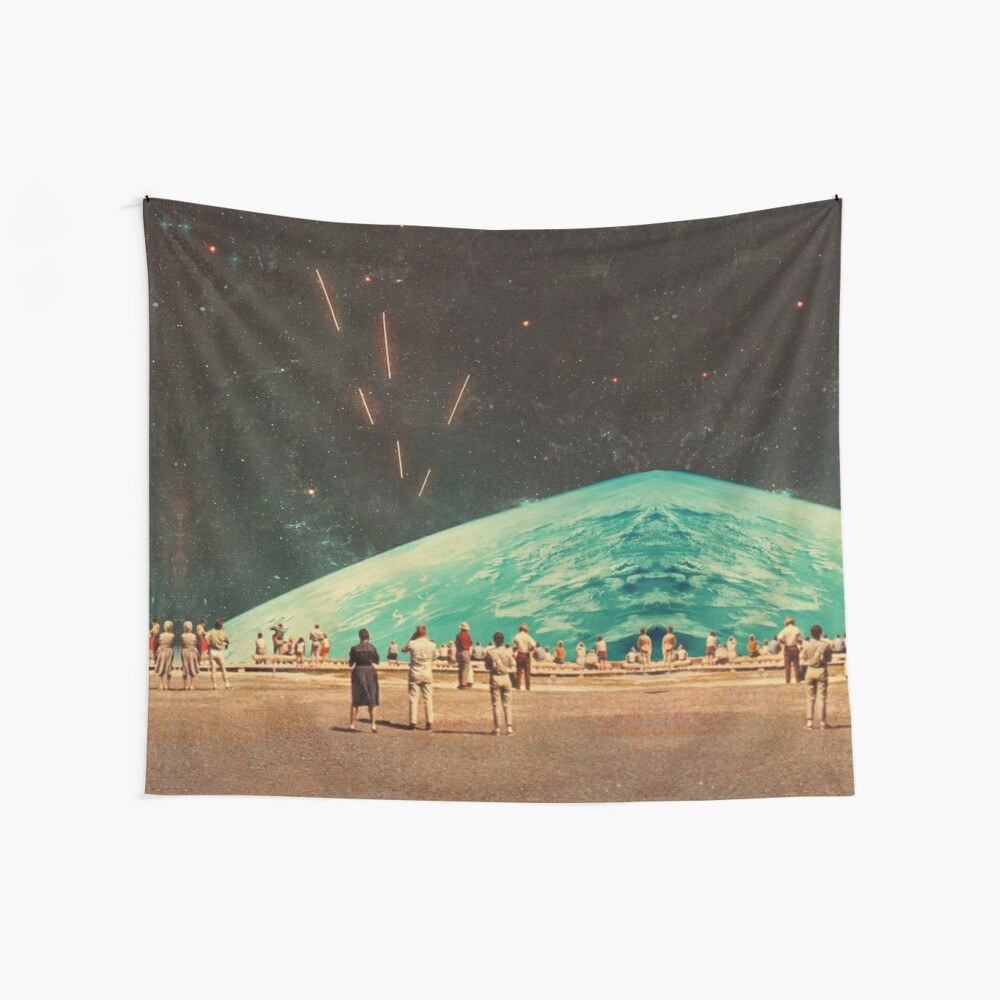 The Others Wall Tapestry