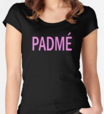 Padme - Yonce Women's Fitted Scoop T-Shirt