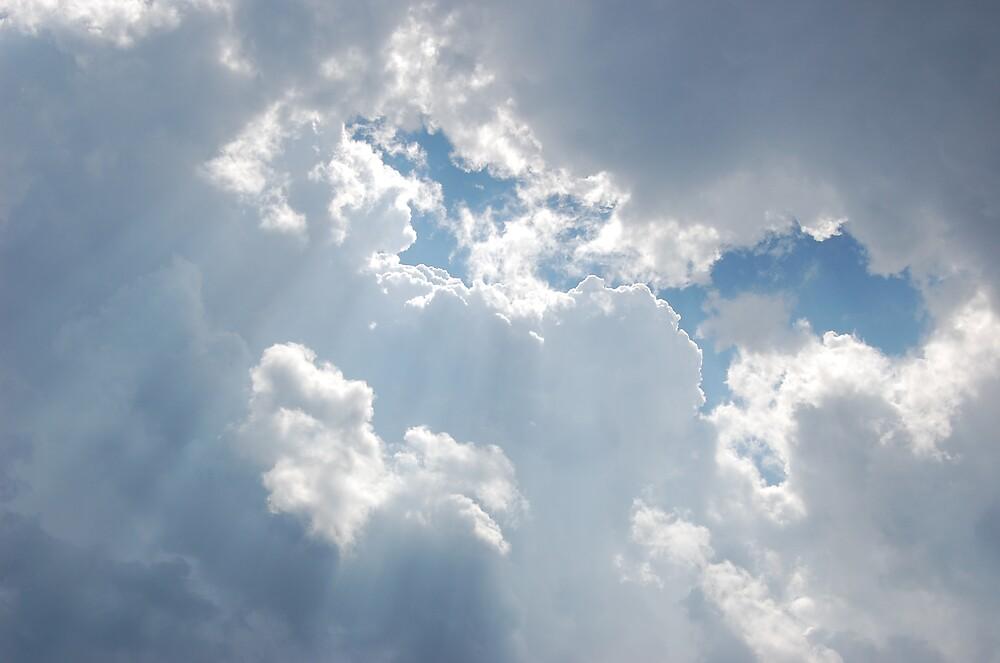 Glimpse of Heaven by KayaROriginal