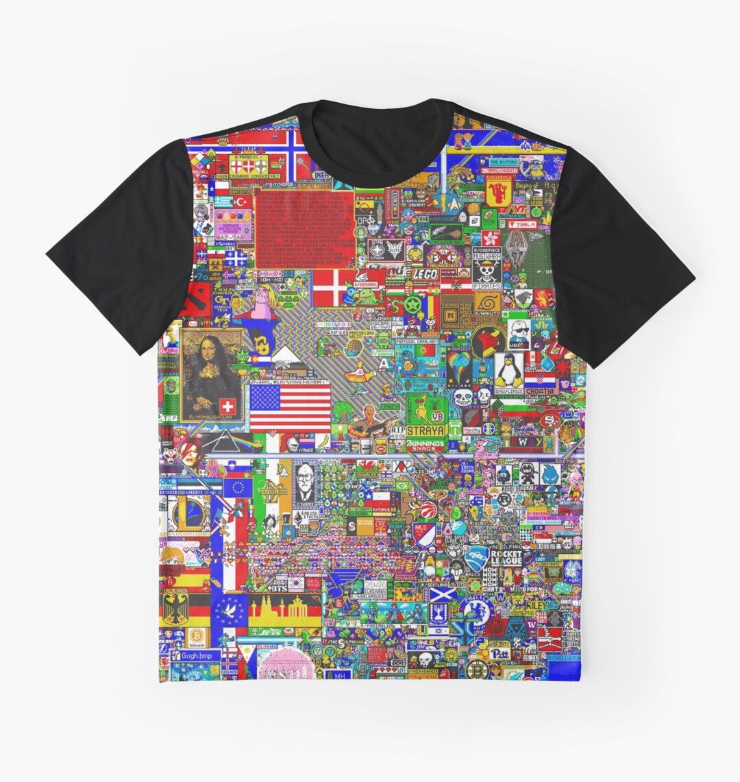 Shirt design reddit - Reddit Place