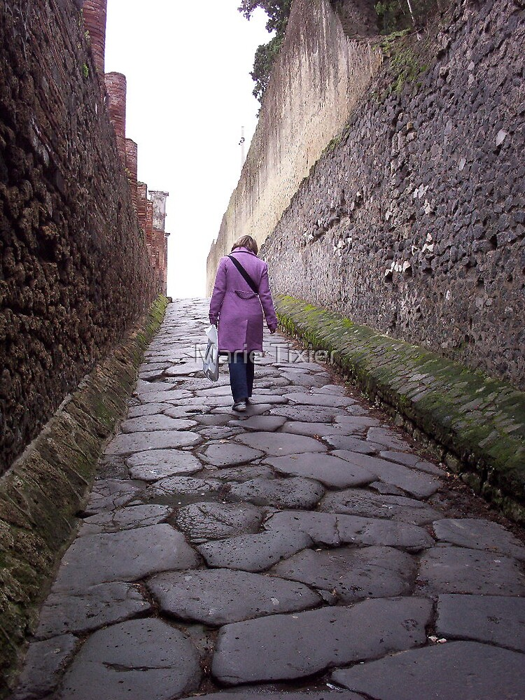 pompei by Marie Tixier