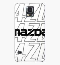Classic Mazda vs New Mazda  Case/Skin for Samsung Galaxy