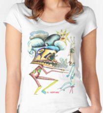 Alien War Women's Fitted Scoop T-Shirt