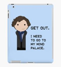 Get Out iPad Case/Skin