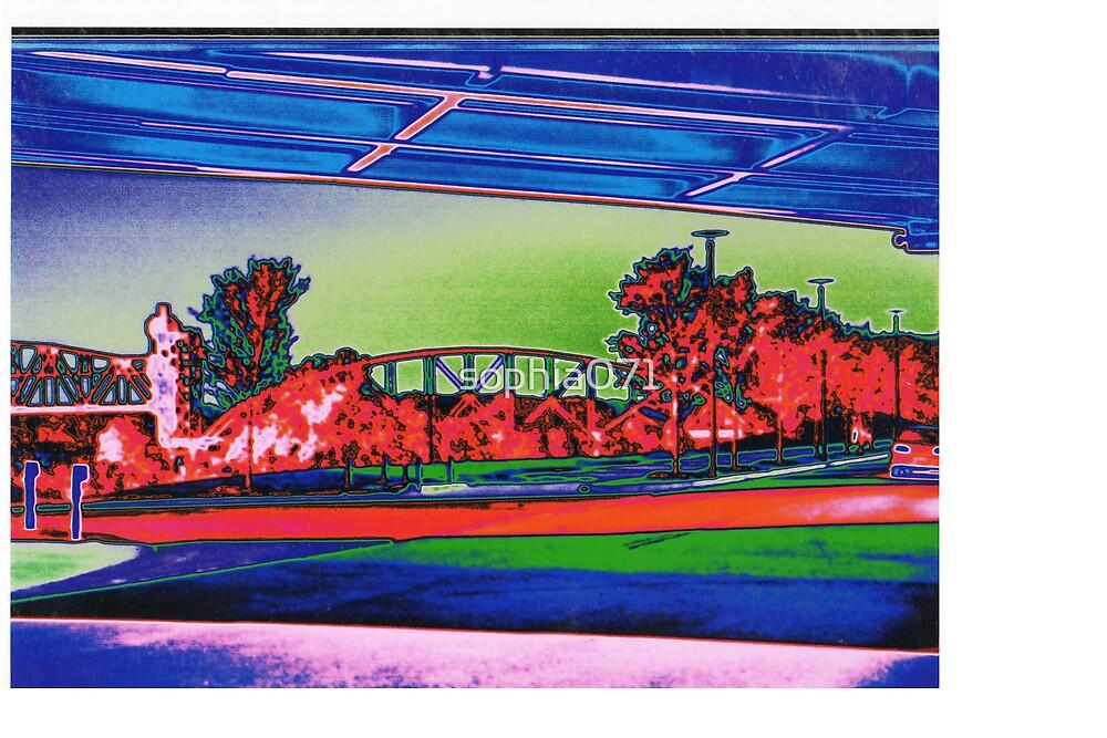RAINBOW BRIDGE by sophia071
