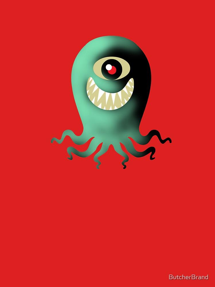 Crazy Cyclops by ButcherBrand