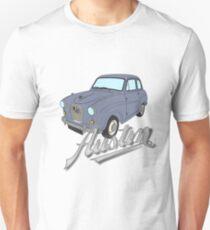Austin A35 - Standard, Ice Blue Melt Unisex T-Shirt