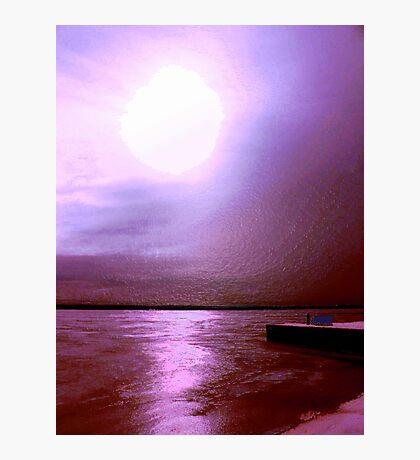 The Pier Photographic Print
