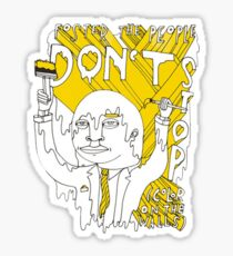 Foster the People Sticker