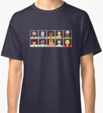 Select Your Character - Street Fighter 3: New Generation Classic T-Shirt