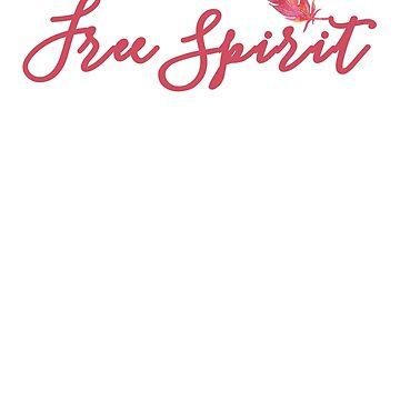 Free Spirit by goldenlotus
